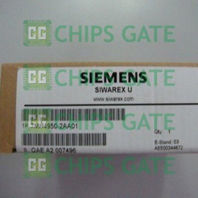 1pcs New In Box Siemens Et200m Siwarex U Dual Channel Weighing Module 7mh4950-