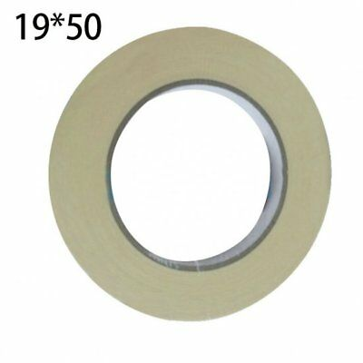 Dental Autoclave Defend Tape Sterilization Indicator 19mm X 50m For Seal Bags