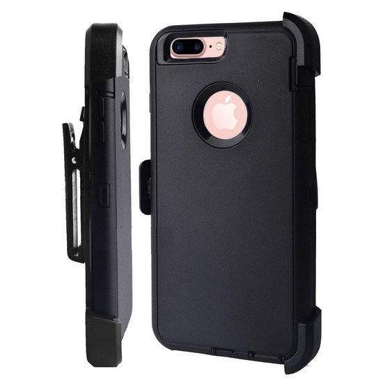 Apple iPhone 8 7 Plus 6S 6 SE 5S 5C Case Cover |Belt Clip fits Otterbox Defender