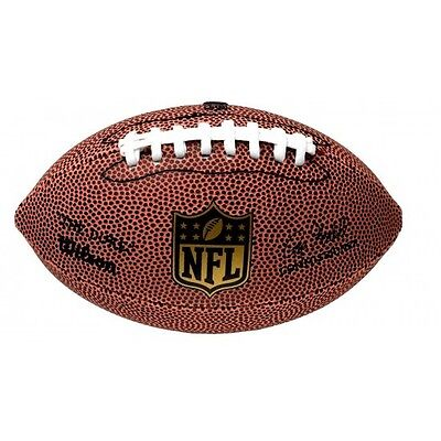 WILSON NFL MINI MICRO AMERICAN FOOTBALL