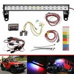 1 Set LED Light voor 1/10 RC Autocrawler Traxxas TRX4 For...