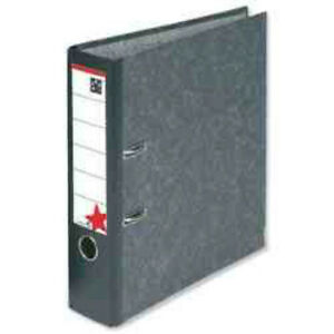 100x-Lever-Arch-File-Folder-A4-70mm-Spine-Storage-Filing-Document-Organiser