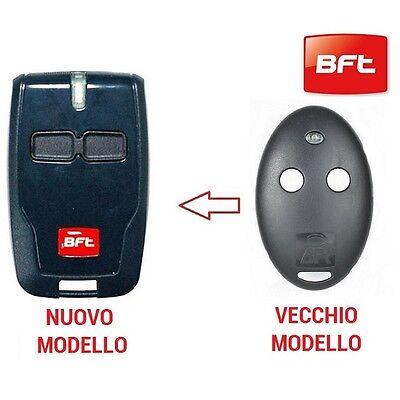 RADIOCOMANDO TRASMETTITORE TELECOMANDO BFT MITTO CODE 2 ORIGINALE ROLLING 433