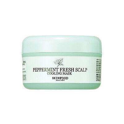 SKINFOOD Peppermint Fresh Scalp Cooling Mask 200g