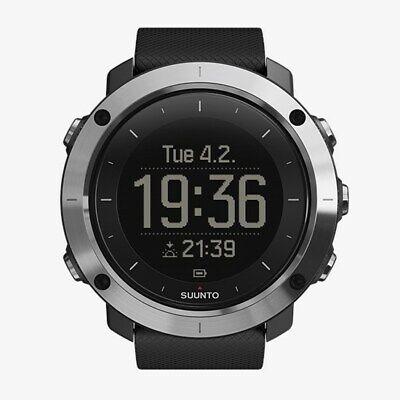 Uhr Wandern Outdoor Suunto Traverse Black GPS