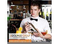 5* Hotel Cocktail Bartenders - Immediate start