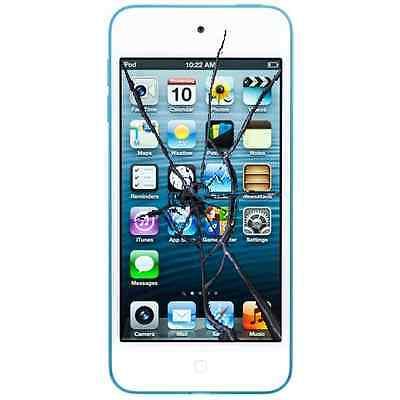 Apple Ipod Touch 5th & 6th Gen Broken screen Glass LCD Digitizer Repair (Ipod Touch 5th Generation Screen Repair Service)