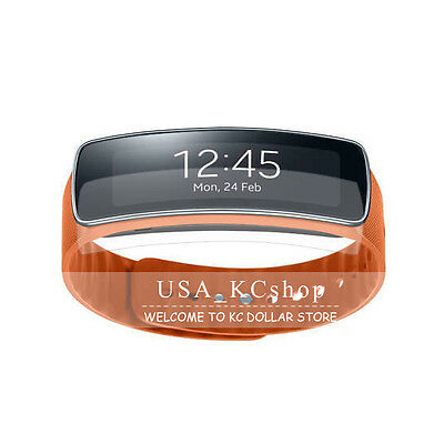 New Clear HD LCD Screen Protector Shield Guard Cover Film for Samsung Gear Fit - New Lcd Guard