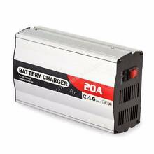 AGM Battery Charger. New in Box. 20 AMP - GEL / AGM / Lead Willetton Canning Area Preview