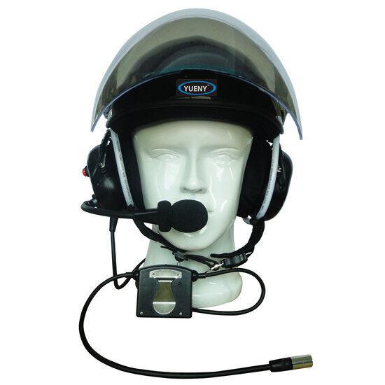 ANR Yueny paramotor helmet,powered paragliding helmet  YPHH-2080F EN966