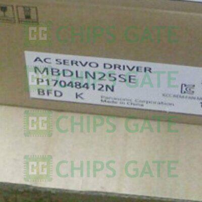 1pcs New Panasonic Servo Driver Mbdln25se Fast Ship