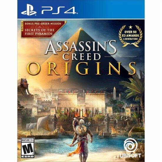Assassin's Creed Origins - Playstation 4 Standard Edition 6