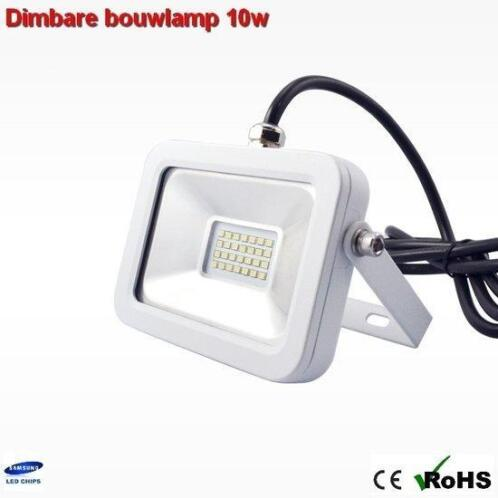 Dimbare AC - led bouwlamp 10w ipad-design Warm-wit