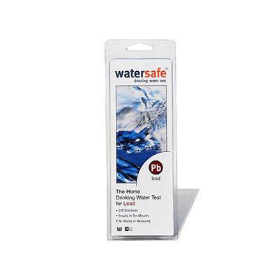 WaterSafe LEAD Drinking Water Test Kit