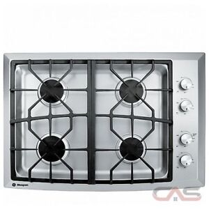 Gas cooktop Stainless