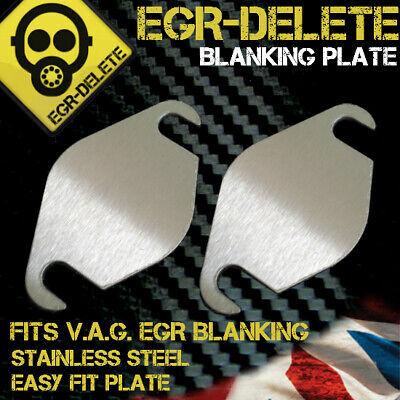 EGR blanking plate (block off)  Fits VW VOLKSWAGEN TRANSPORTER T4 T5  EGR DELETE