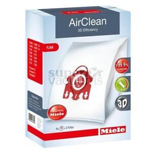 Miele F/J/M AirClean 3D Efficiency Dustbags