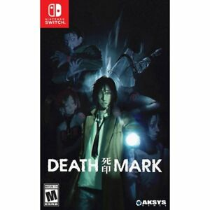 Jeu Death Mark pour Nintendo Switch