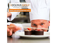 Pastry Chef immediate start