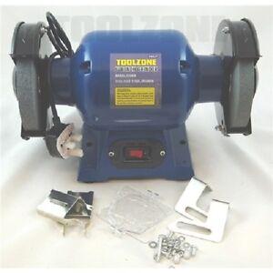 150mm 6 inch 370W High Quality Bench Grinder - Work top Garage tool - grind,