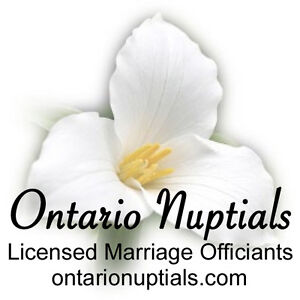 Ontario Nuptials Licensed Marriage Officiants Peterborough Peterborough Area image 1