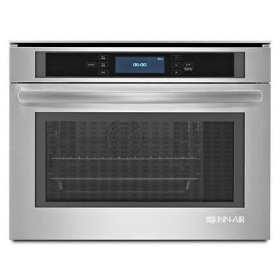 "*NEW* Jenn-Air JBS7524BS 24"" Steam Convection Wall Oven (Stainless Steel) *NEW*"