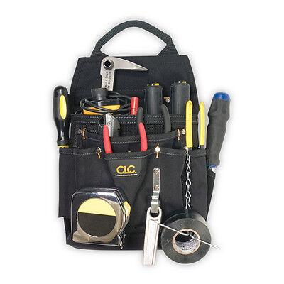 11 Pocket Maintenance Electrician Tool Belt Pouch - CLC Custom Leathercraft 5505
