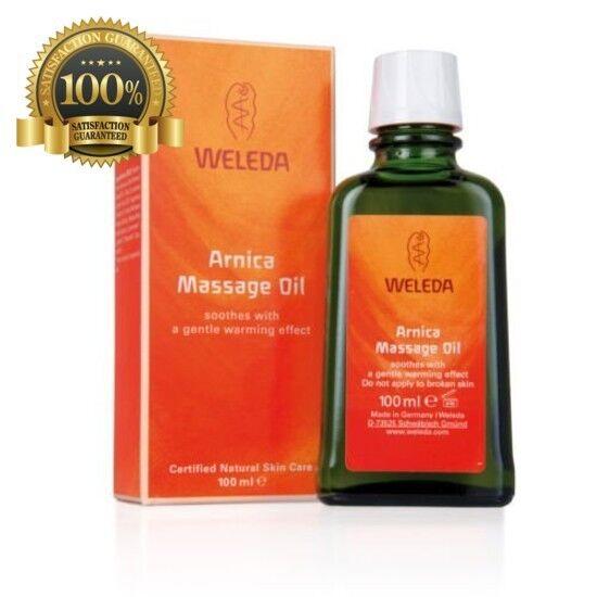 Weleda Massage Oil Arnica - 3.4 fl oz Weleda Massage Oil Arn