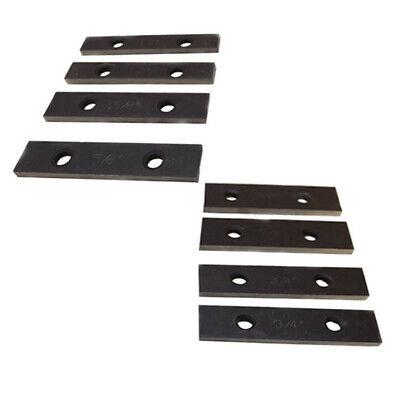 4 Pair 532 X 3 Precision Parallel Set 12 - 78 Machinist Toolmaker 8 Pc