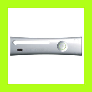 White Xbox 360 Faceplate only