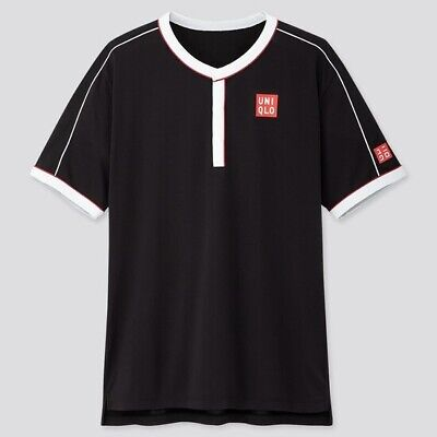 Uniqlo Official Size Medium Roger Federer Tennis Shirt BNWT US Open 2019 New