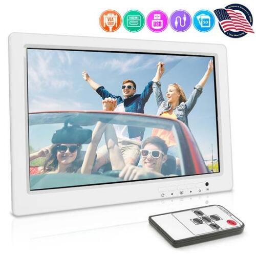 Pyle PLVW155U 15.4 Inch Full HD 1080p In wall Video Monitor Display Screen