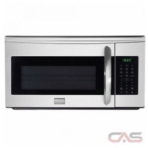 Frigidaire Over the Range Microwave Never Out of the Box