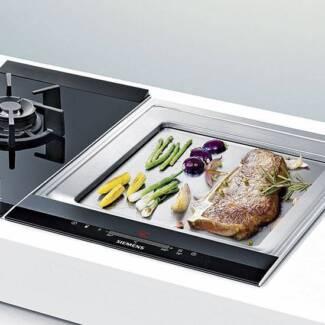 Electric cooktop- Siemens Teppanyaki grill RRP $2499