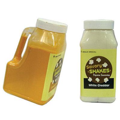 Popcorn Seasoning Honey Mustard 2376 4 Lb Jar