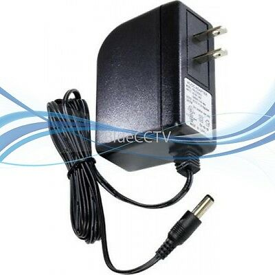 12V DC 2000mA CCTV SECURITY Power Transformer Adapter