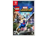 Lego Marvel 2 Nintendo Switch