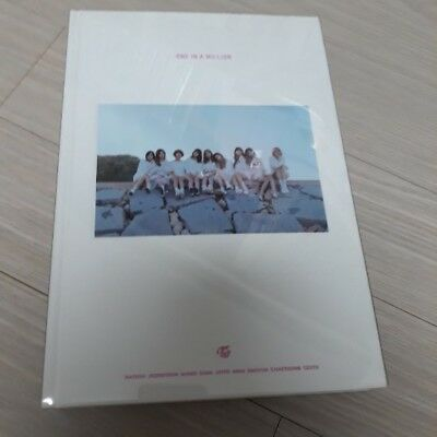 Twice 1st PhotoBook : One in a Million Official PhotoBook Only Preowned