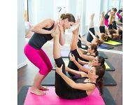 Pilates Classes- CarrickFit