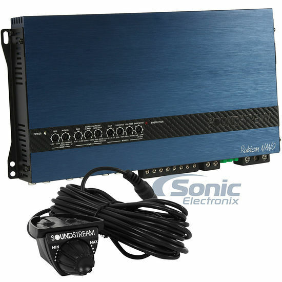 New! Soundstream RN5.2000D 2000 Watt Peak Class D 5-Channel Car Amplifier Amp