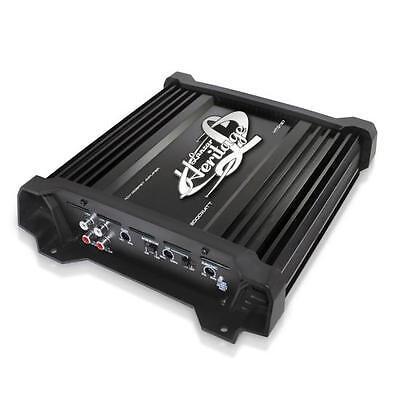 Lanzar HTG137 2000 Watt Mono Block Amplifier, Heritage Series Amp