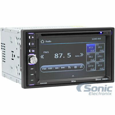 Boss Audio BV9358B Car DVD Player - LCD - Plays CD±R/