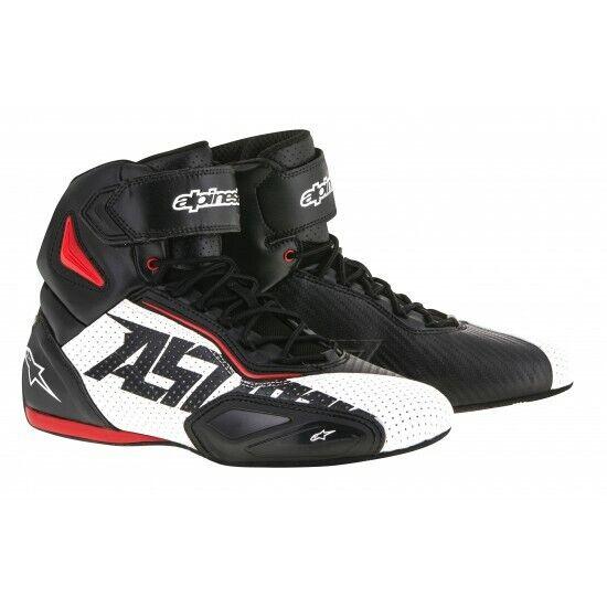Basket bottes moto alpinestars taille 42.5 - modèle faster-2 vented