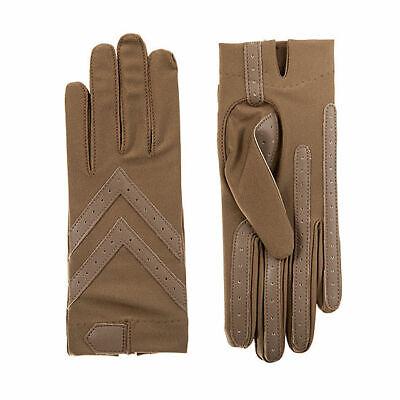 Isotoner - Cold Weather - Spandex - Shortie Glove with SmartDRI