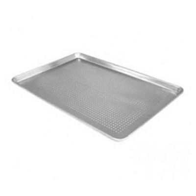 New Half Size Perforated Bakery Cookie Sheet Pan Thunder Group Alsp1813pf 2918