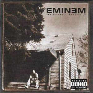 EMINEM (THE MARSHALL MATHERS LP - CD SEALED + FREE POST)