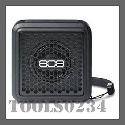 Mini Blue Tooth Speaker, Portable SP218BK AUDIOVOX 808 XS