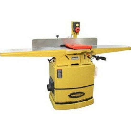 """BRAND NEW POWERMATIC 60C 8"""" JOINTER 2HP, 1PH DUE IN STOCK  EARLY OCT 2021"""
