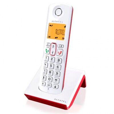Telefono Fijo Inalambrico sin Cable Alcatel Manos Libres Teclas Grandes
