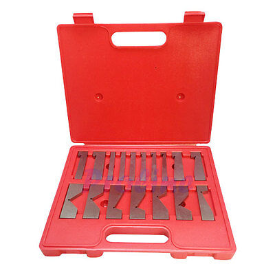 17 Pc Precision Angle Block 14 To 45 Degree Set Machinist Toolmaker .0003 Acc